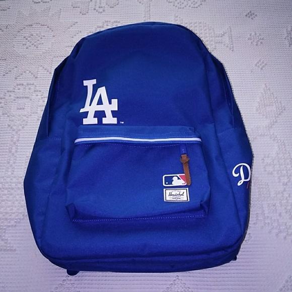 1095b831678 LA Dodgers Herschel Backpack. Herschel Supply Company.  M 5cb605791153ba2c9012b889. M 5cb60589de696acaae9c274c.  M 5cb605998557af2100b8cc08